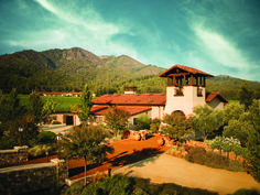 Top 10 Restaurants in America:  St. Francis Winery & Vineyards in Santa Rosa, Calif., was ranked the best restaurant in America by users of OpenTable