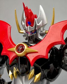 Super Robot Chogokin Mazinkaiser (Release Date: Nov 2013, Price: 6,800 Yen)  Review by: Hacchaka