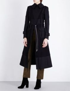 Which new season trench coat suits your style? - Notes From A Stylist