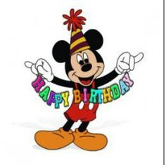 With Tenor, maker of GIF Keyboard, add popular Mickey Mouse animated GIFs to your conversations. Share the best GIFs now >>> Happy Birthday Disney Princess, Happy Birthday Kind, Disney Birthday Card, Happy Birthday Mickey Mouse, Birthday Clips, Birthday Cartoon, Happy 1st Birthdays, Happy Birthday Images, Birthday Pictures
