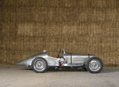 $250,000 for single seat 1935 MG Magnette at the Goodwood Revival auction - Hollister Hovey