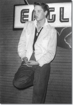 Elvis Presley : The Eagles Nest : 1954.