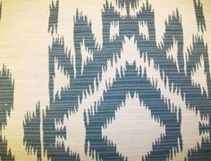 71024 146 - Native American Fabric and southwest styled drapery and upholstery fabrics offered online by the yard at discount prices with native American fabric samples being available along with quick shipping and unsurpassed customer service. Southwest Decor, Southwest Style, Interior Decorating Styles, Ikat Pattern, Fabric Samples, Navajo, Modern Decor, Family Room, New Homes