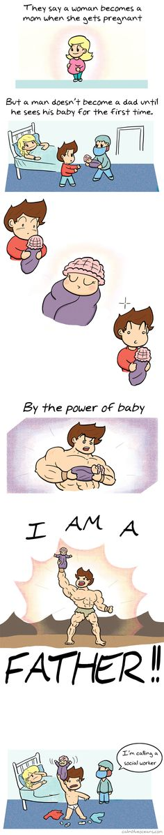 By the power of baby!