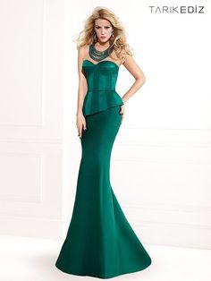 Evening Dress Collection for SS 2014 by Tarık Ediz