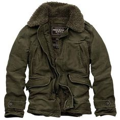 Men's winter jacket from Abercrombie & Fitch