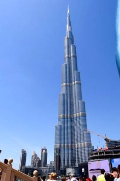 At The Top Of Burj Khalifa. One thing that was on my bucket list for quite a while was a visit to the top of Burj Khalifa in Dubai, and… View Post