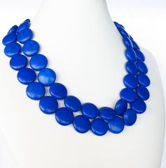 Royal Blue Wedding Jewelry  Sapphire Blue by WildflowersAndGrace, $39.00
