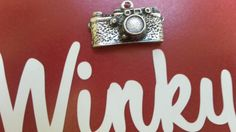 Camera Charms // Photography // Charms // Camera // Heavy Antique // Hard To Find // Solid // Made In The USA by Winky&Dutch (Set of 2)