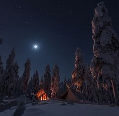 """A round-up of our best photos made into postcards from Finland. Includes """"living"""" postcards (video) and an extensive guide to enjoying Finland in winter."""