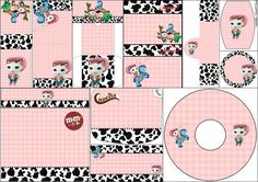 Sherif Callie: Free Printable Candy Bar Labels.