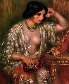 Pierre Auguste Renoir                                                                                                                                                                                 More
