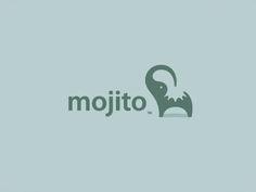 Mojito Creative Agency logo by Mateusz Turbiński
