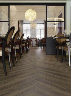 Blackjack Oak 22862 - Wood Effect Luxury Vinyl Flooring - Moduleo