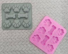 Puppies for sale   Etsy Shih Tzu Breeders, Dog Paws, Puppies For Sale, Silicone Molds, Shapes, Frozen Ice Cube, Sugar Craft, Cats, Cute Animals