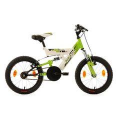 VTT enfant tout suspendu 16'' Zodiac vert TC 30 cm KS Cycling - Achat / Vente vélo enfant VTT enfant tout suspendu 16 - Cdiscount