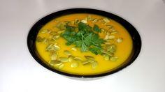 Wyprawy kulinarne: Zupa krem z dyni