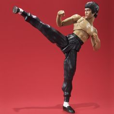 """""""Bas chic Action"""" - Bruce Lee """"Action Figure""""!!.... ;)"""