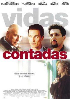 Vidas Contadas 2002 Thirteen Conversations About One Thing De Jill Sprecher Tt0268690 Carteles De Cine Series Y Peliculas Cine