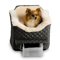 Snoozer Lookout II Pet Car Seat - Medium => Remarkable product available now. : All pet supplies