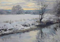 Peter Barker's Palette