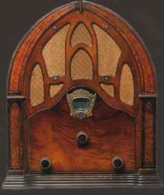 Vintage Radio - 30's