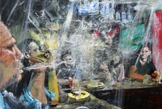 Mike Montgomery, Fine Art, Artwork, Painting, Work Of Art, Auguste Rodin Artwork, Painting Art, Artworks, Paintings