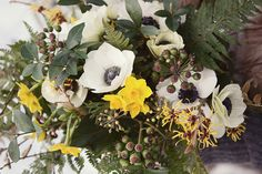 Winter wedding bouquet // Photography Jennie Hill Photography // The Natural Wedding Company Chic Wedding Dresses, Wedding Bouquets, Bouquet Photography, Winter Wedding Flowers, Wedding Company, Wedding Decorations, Wedding Inspiration, Seasons, Natural
