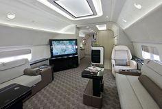 Boeing Business Jets – Neues Luxus Interieur Design | Studio5555