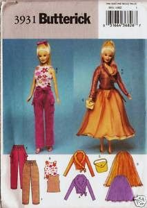 90s barbie patterns - Google Search
