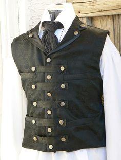 http://www.etsy.com/listing/61766253/steampunk-vest-brocade