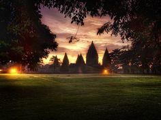 プランバナン寺院遺跡群(インドネシア)