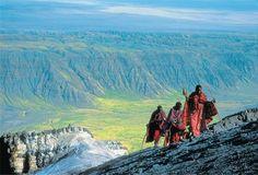 Cratere du Ngorongoro - Tanzanie