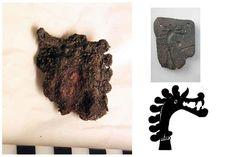 Bronze Viking Age Dragon found in Birka in  Sweden  http://irisharchaeology.ie/2015/05/bronze-viking-age-dragon-found-in-birka-sweden/