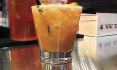 Happy Hour | Tamarind Whiskey Sour