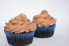Decadent Chocolate Cupcake with Chocolate Mousse Whipped Cream!!!  Located at Laurier Ave W & Elgin St K1P 5J2 Ottawa, Ontario