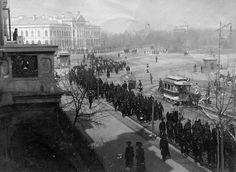 Piața Victoriei, 1911 Interwar Period, Little Paris, Click Photo, Bucharest, World War Two, Time Travel, Romania, Past, Pictures