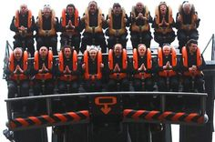 What happens when priests go on roller coasters...