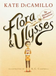 Teach Mentor Texts: Flora and Ulysses- Writing small moments and expanding them.