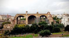 Na Janelinha para ver tudo: Conheça cinco igrejas católicas no Fórum Romano
