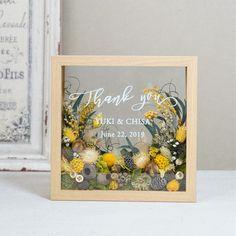 Dried Flower Arrangements, Dried Flowers, Paper Flowers, Flower Frame, Flower Boxes, Flower Art, Champagne Glass Shapes, Flower Decorations, Wedding Decorations