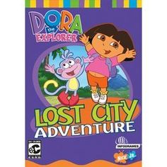 dora explorer lost city adventure no cd crack