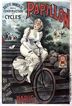 Papillon bicycles