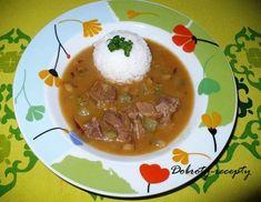 Znojemská omáčka :: Dobroty-recepty Thai Red Curry, Ethnic Recipes, Food, Essen, Meals, Yemek, Eten