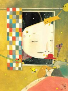 ILLUSTRATION V | Eunsil Chun illustration COPYRIGHT©BY CHUN EUNSIL ALL RIGHTS RESERVED