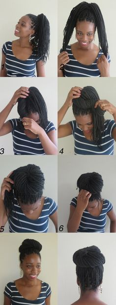 High+Large+Box+Braids+Bun