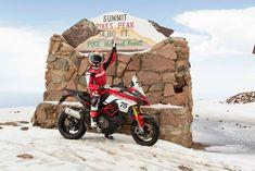 Jamie Robinson and the Pikes Peak International Hill Climb - Ducati