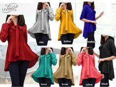 Bonita blouse @49rb Bhn katun rayon, fit L, bebas pilih warna, minim 2pcs, close 28 feb, ready 6mgg ¤ Order By : BB : 2951A21E CALL : 081234284739 SMS : 082245025275 WA : 089662165803 ¤ Check Collection ¤ FB : Vanice Cloething Twitter : @VaniceCloething Instagram : Vanice Cloe