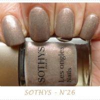 SOTHYS – N°26