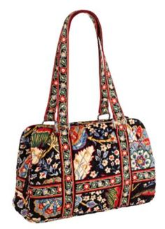 6e673dc412 Love this shape style of Vera Bradley bag.the pattern